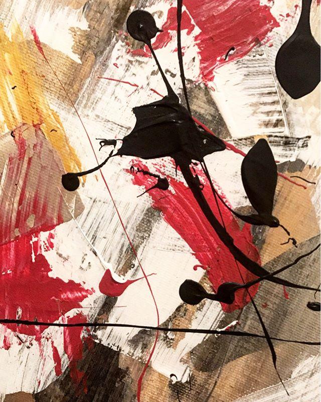 Lidya closeups ❤️ acrylic on canvas #sol
