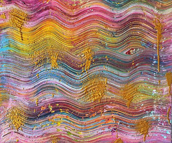 Paris 60X80 CM Acrylic on canvas 🙌all t