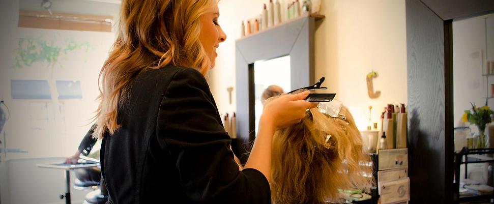 Jeska Newman, Seattle Organic Hairstylist