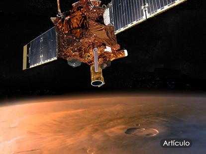 ¿Y si nos mudamos a Marte?