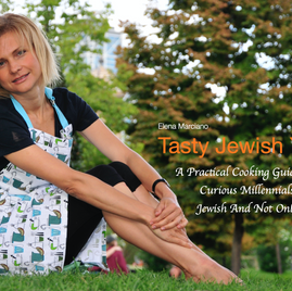 TASTY JEWISH YEAR. A practical cooking guide for curious Millennials, Jewish and not only.