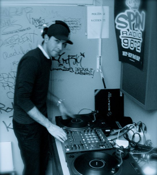 Radio Spin - Prague (Czech Rep.)