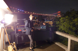 Rooftop Party - Istanbul (Turkey)
