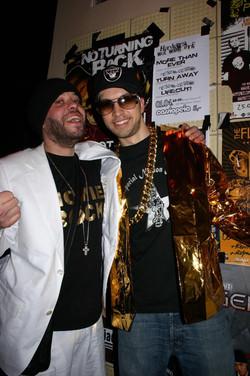 INB - Cassiopeia + DJ MK 1