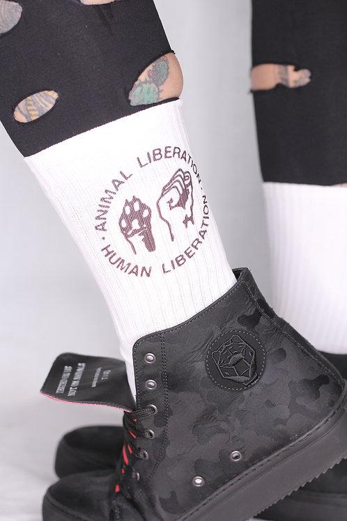 Animal Liberation socks