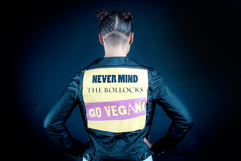 Never Mind The Bollocks Backpatch