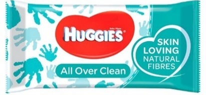 Huggies All Over Clean