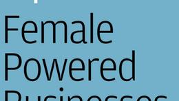 Ranked #51 in recent JP Morgan Top 200 Female Powered Businesses Report