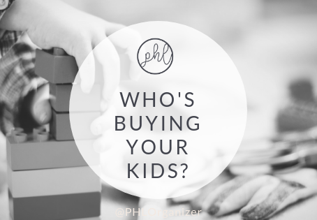 Who's buying your kids?