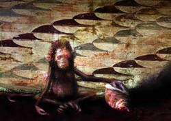 Eddie e i furti da scimmia