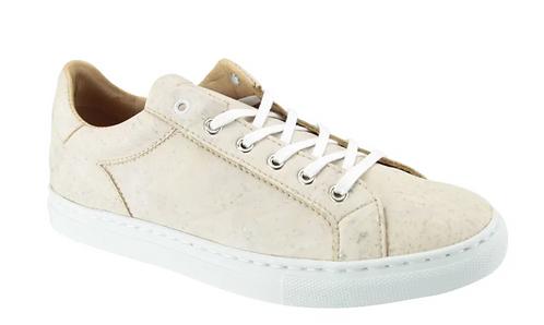 Sneakers – Casaliège – Liège blanc