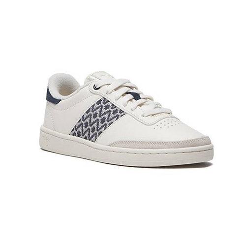 Sneakers – N'Go – Ninh Binh, Blanc et marine