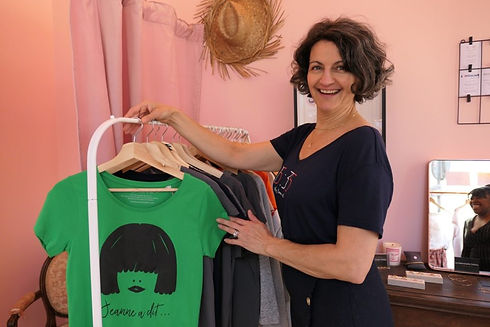 Marque Jeanne a dit Boutique Wakatépé Rennes