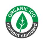 Label ORGANIC 100 Boutique Wakatépé Rennes