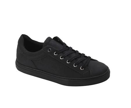 Sneakers – Casaliège – Liège noir
