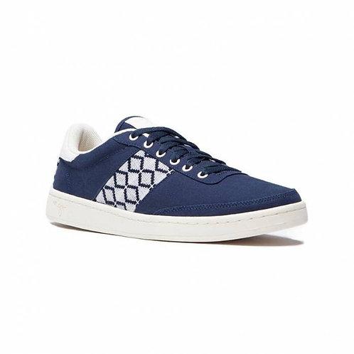 Sneakers toile – N'Go – Dong Hoi, Bleu marine