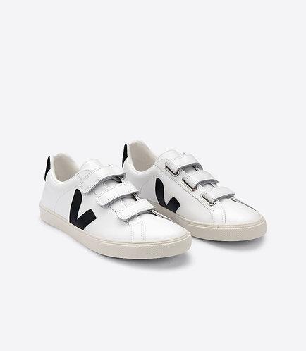 Sneakers – Veja – Scratch Blanc et noir
