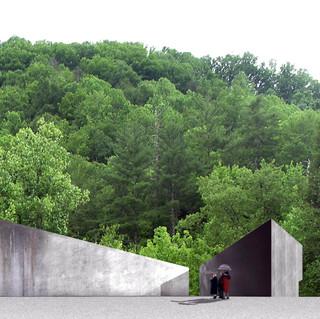 Besucherzentrum Brückenpark Müngsten