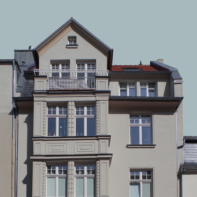 Mehrfamilienhaus Florastraße