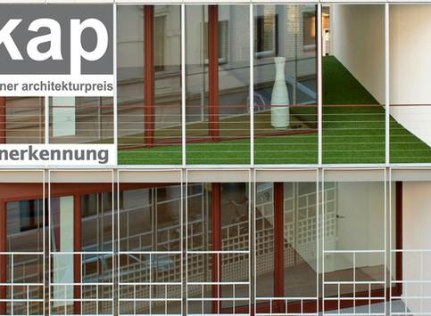 09 14 Kölner Architekturpreis 2014