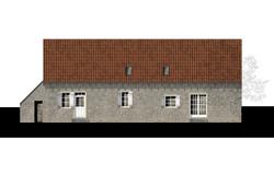 Bauernhaus Burgund/Frankreich