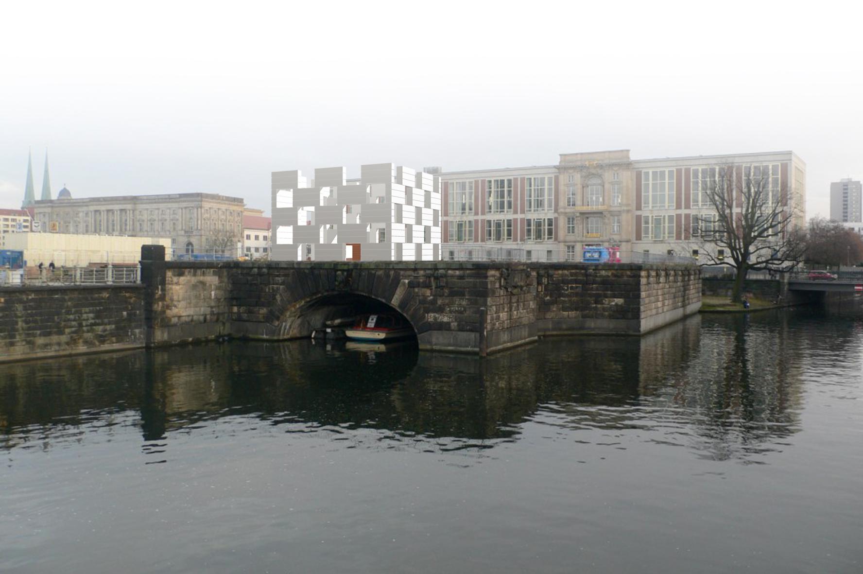 Einheitsdenkmal Berlin