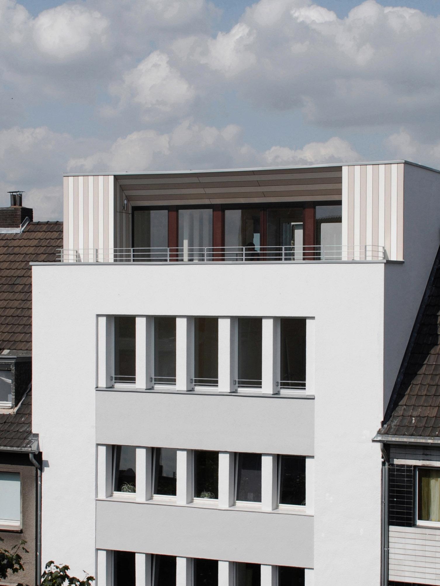 Wohnhaus Sudermannstraße Köln