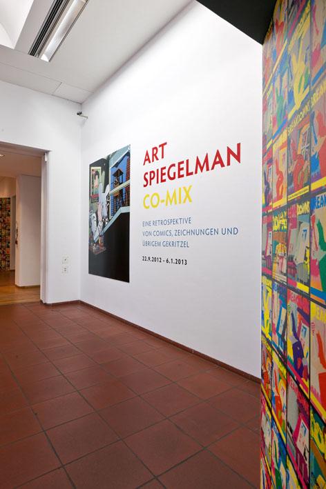 Museum Ludwig Köln: 'Art Spiegelmann'