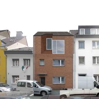 Wohnhaus Hartwichstraße Köln