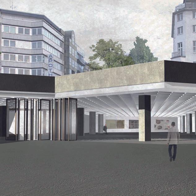 3 x Ebertplatz Köln