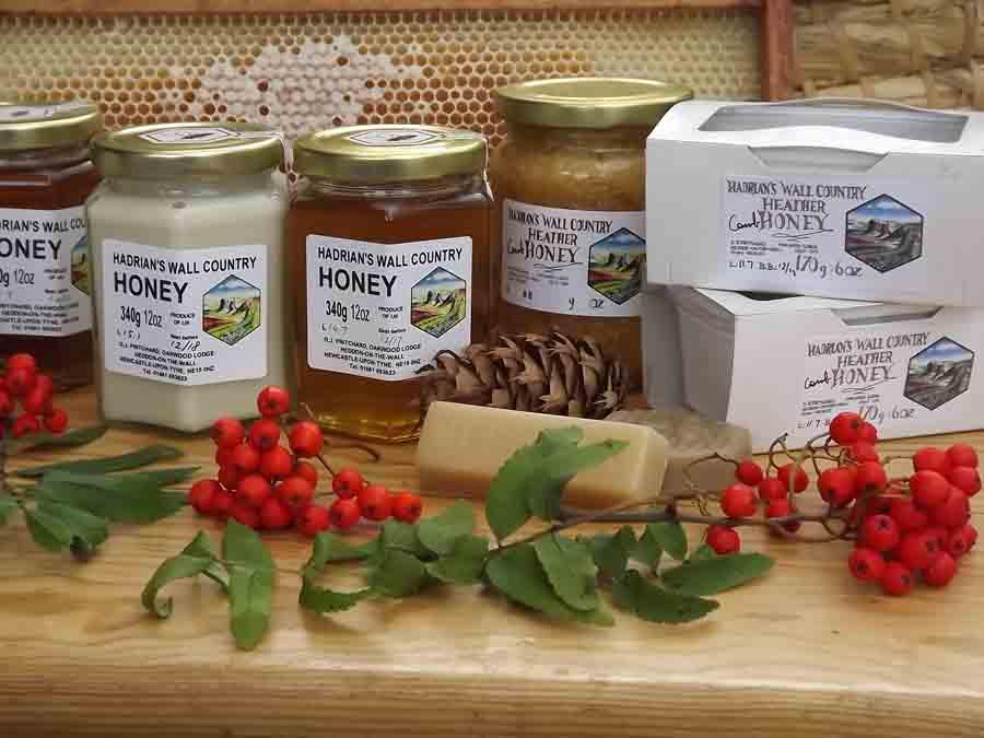 Hadrian's Wall Country Honey