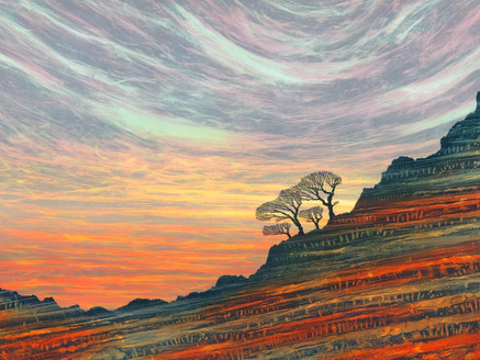 In the pink: new sunset originals