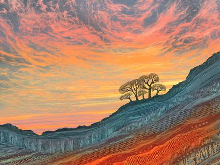 A Blaze of Colour: new originals