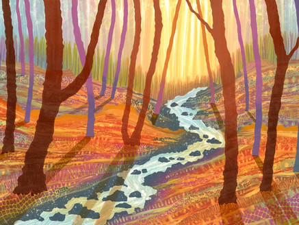 Woodland Light: new originals