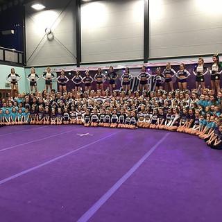 Surrey Starlets Full Team