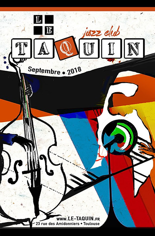Le Taquin - Studio JL