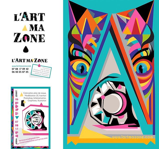 Design Création cartes - Studio JL