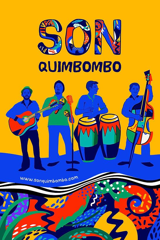 Musique cubaine - affiche