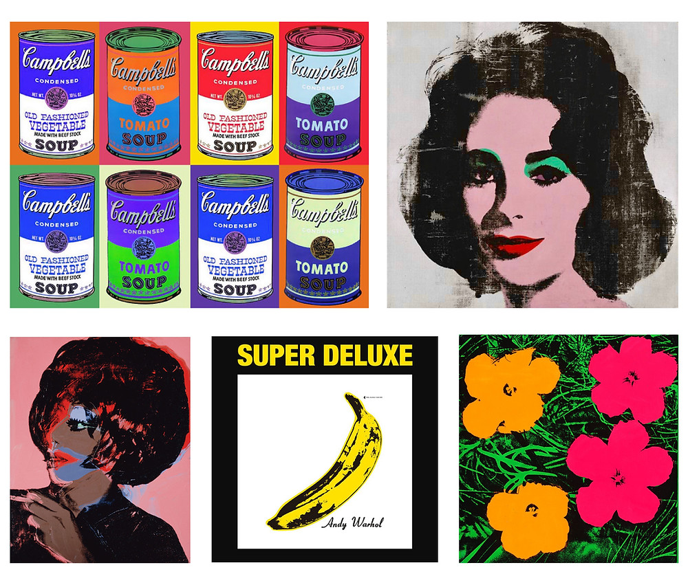 Andy Warhol - Studio JL