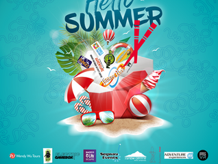 SUMMER ATTRACTION TICKETS AND win A trip TO TOKYO!