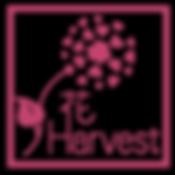 花*ハーベスト ロゴ