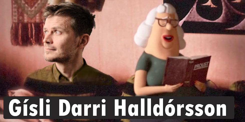 Gísli Darri Halldórsson in Conversation with Fionn Clissmann and Donna Lyons