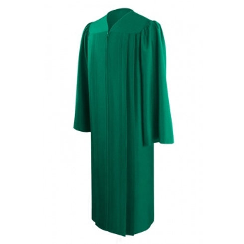 Eco-Friendly Bachelor Academic Gown