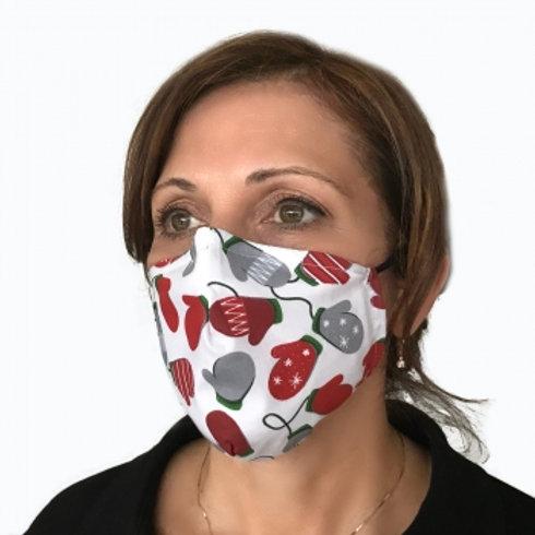Mittens Contour Mask