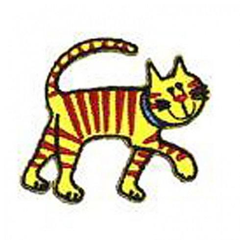 Yellow Cat Mask