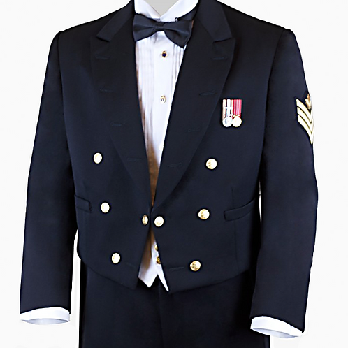 Royal Canadian Navy Mess Dress Uniform