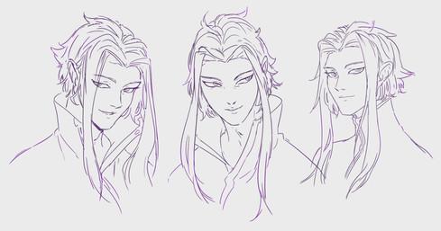 Xeroe Sketches