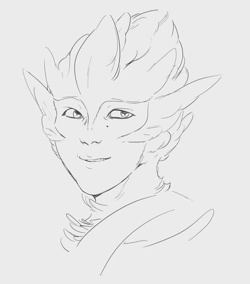 Estrella Sketch
