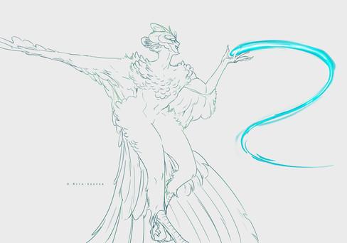 Estrella concept sketch