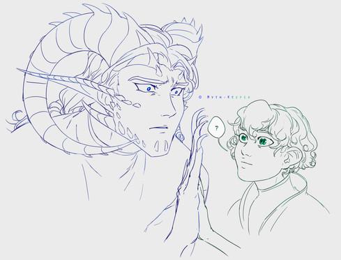 Olyrus and Cera